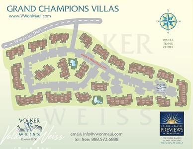 Grand Champions Villas - Aerial Photos & Plat Maps
