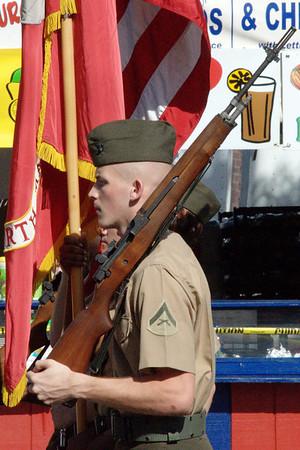 2010-09-04 Matthews Alive Parade