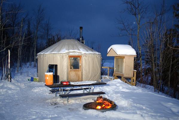 Yurt trip 2013