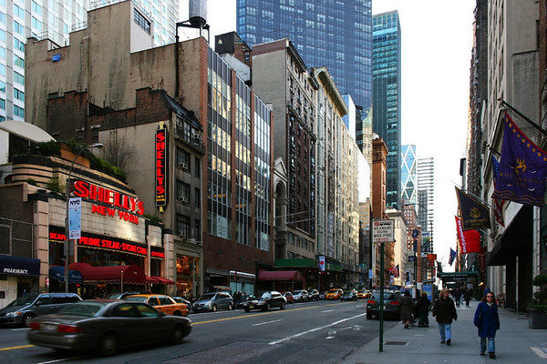 Time Square, New York City (NY)