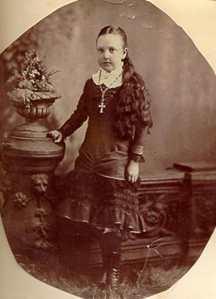 Mary Maude Early 1880s