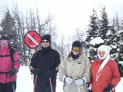 Club Ski in Canada