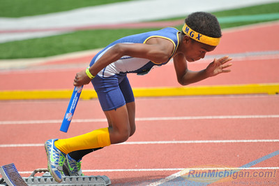 Gallery 2, Final Day Highlights - 2013 AAU Junior Olympics Track