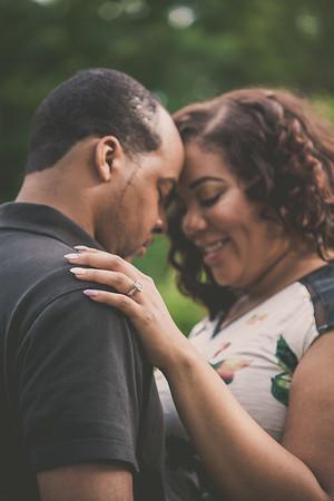 Arielle & Demetrius | Engagement