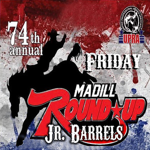 Madill Friday Night JR Barrels