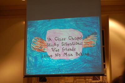 Bennett's Class Chapel Day 2010