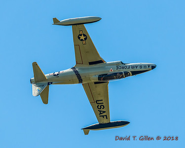 Ace Maker Airshows - T33