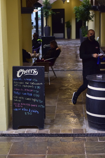 Bars and Restaurants re-open on March 1, 2021