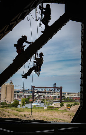 Tower Rescue Class