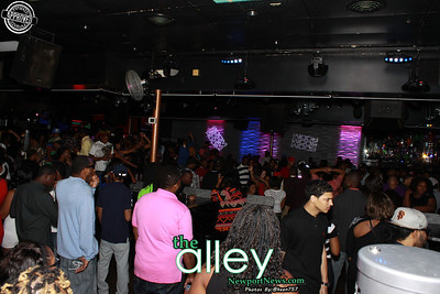 12.7 Shine Saturdays @the alley