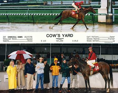 COW'S YARD - 5/27/1996