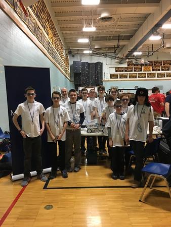 Bulldog Robotics 2016-2017