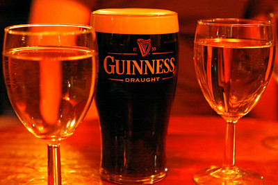 Edinburgh 2007. Lager, Guinness and ...