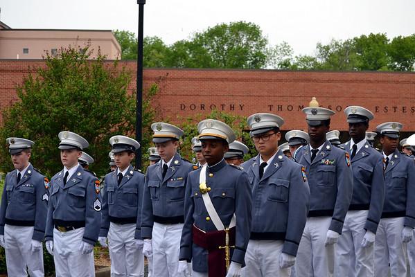 Alumni Day Parade