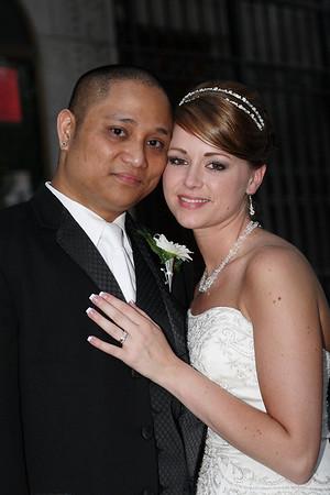 Joe & Amber Suba Wedding