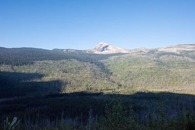 2017 07 28 Montana Hike at Logans Pass