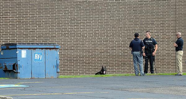 Lorain police search