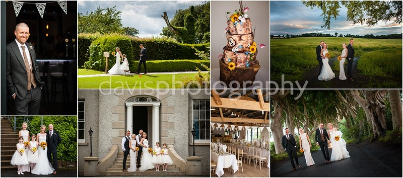 Kerry & Andrew Coleraine Wedding Photography