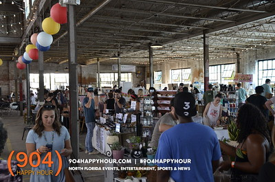 The Markery Fall Market @ The Glass Factory - 10.7.17