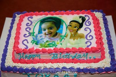 Iqraa's 1st Birthday