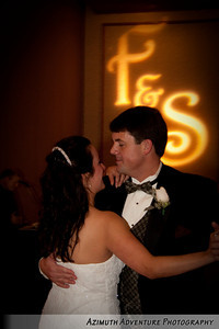 Faby and Stephen Ferris - Wedding