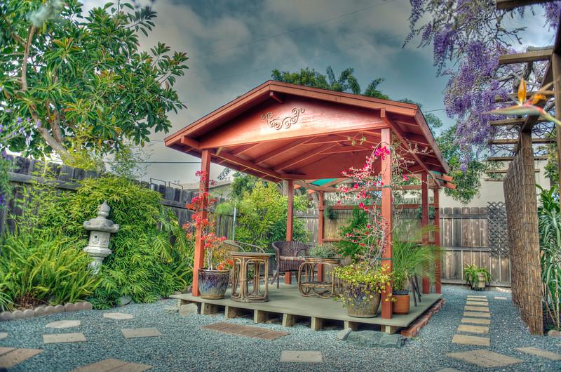 Tu's Fairy Garden.