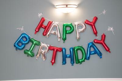 11-3-19 Mandal Birthday Party