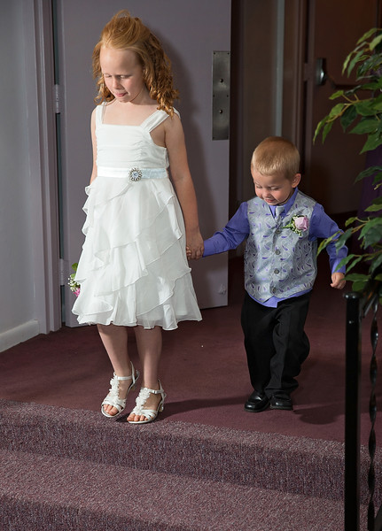 Grace and ring bearer grand entrance 2.jpg