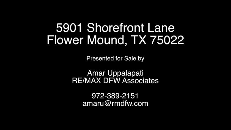 5901 Shorefront Lane, Flower Mound, TX