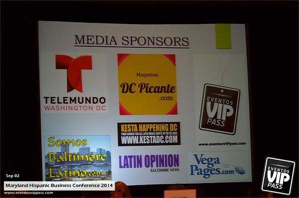 Maryland Hispanic Business Conference 2014 | Tue, Sep 02
