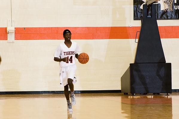 Varsity Basketball v Steward School