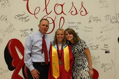 2011 Sarah/cousins Graduation