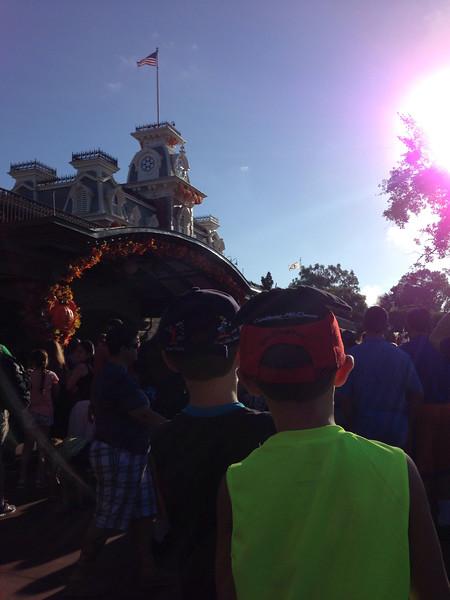 Disney September 2014