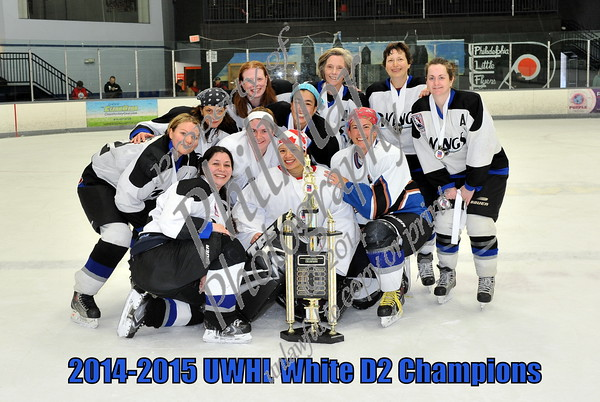White Division 2 Championship - Wings vs Freeze