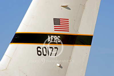 Lockheed C-141 Starlifter Tail Pictures