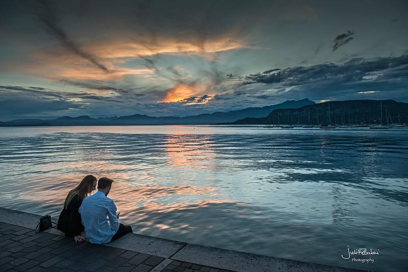 Bardolino, Garda Lake, Italy
