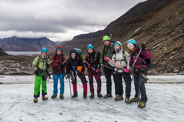 Camp Svalbard