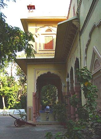 Palace hotel, Jaipur