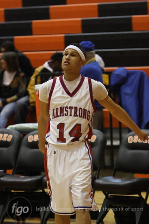 Wayzata v Armstrong Basketball Sectionals Semi-Finals 3-13-09
