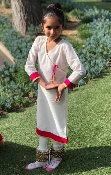 Kathak Performance Saraswati Puja 2018