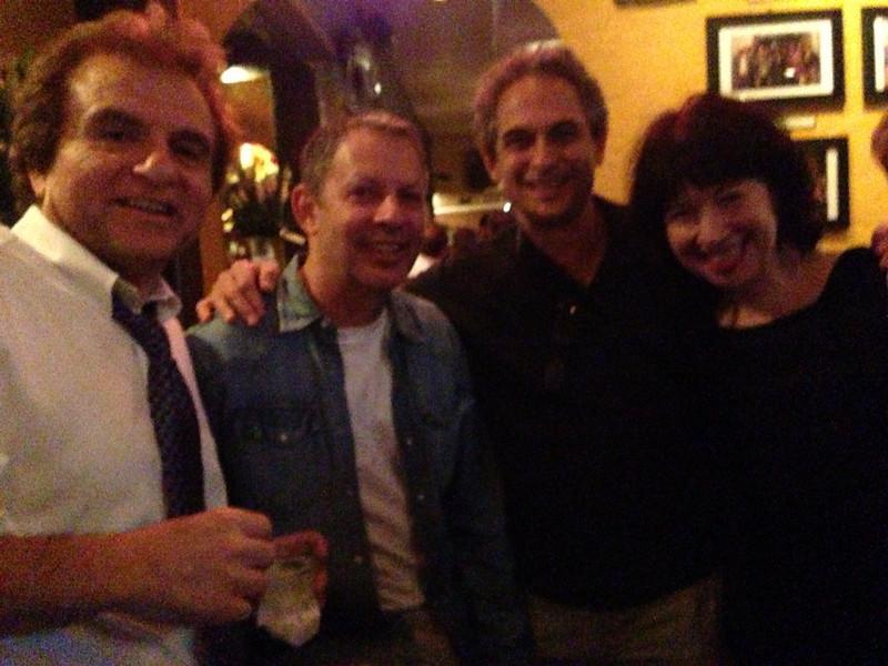 Art Kerzian, Eric Handel, Michael Schwartz and Lori Karny