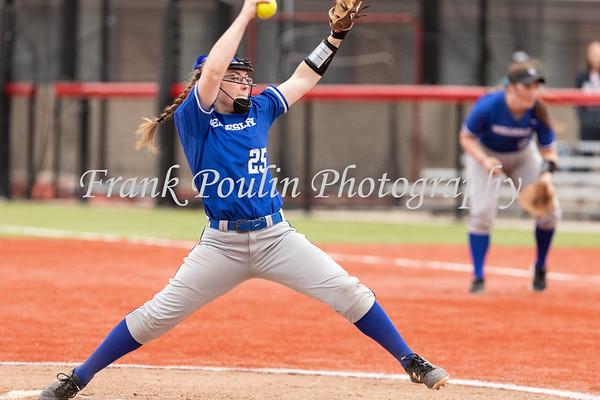 Wellesley College softball 4/19/2019