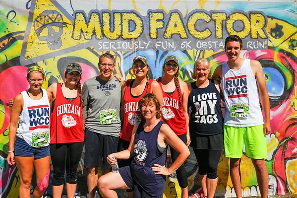mud run august 2014