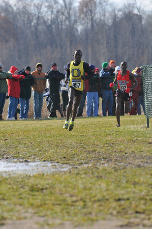 Men at 8.5K - 2013 NCAA D1 XC Championships