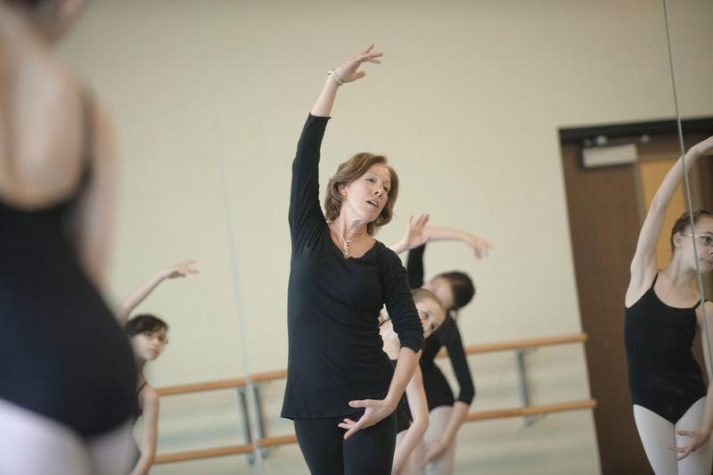 Mary Kay Finn, University of Akron Dance Institute