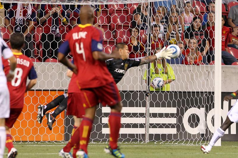 2011-09-28 Real Salt Lake vs Chicago Fire