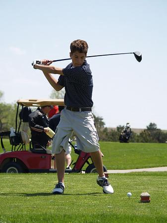 Boys Golf @ Districts