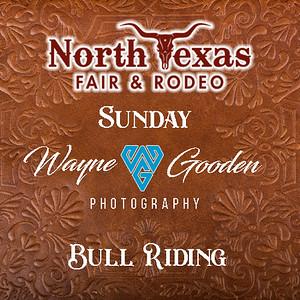 Sunday Night Bull Riding