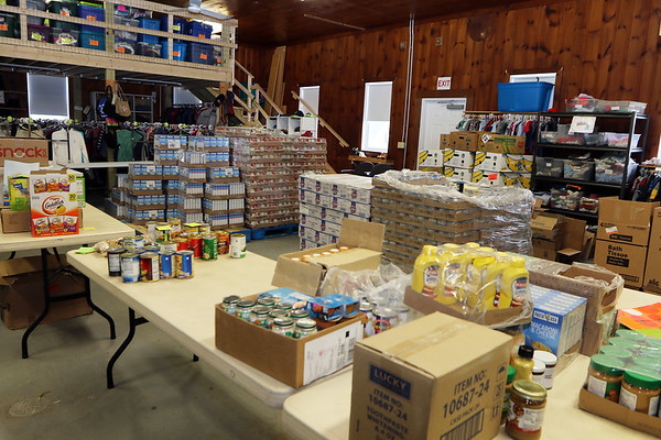 TEO food bank Townsend 040820