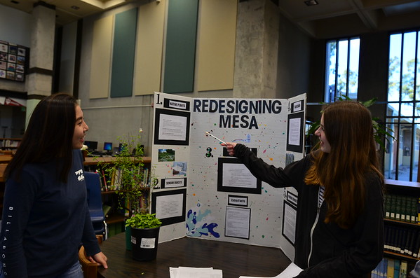 Costa Mesa High School Environmental and Marine Academy Presentation